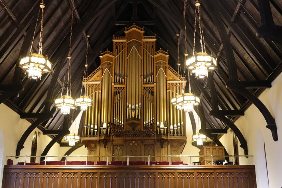 Christ Church Greenville Daily Photo